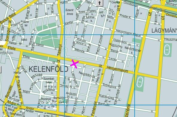 kelenföld térkép Eladó lakás kelenföld térkép